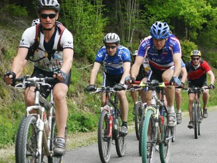 Mountainbiken Ardennen